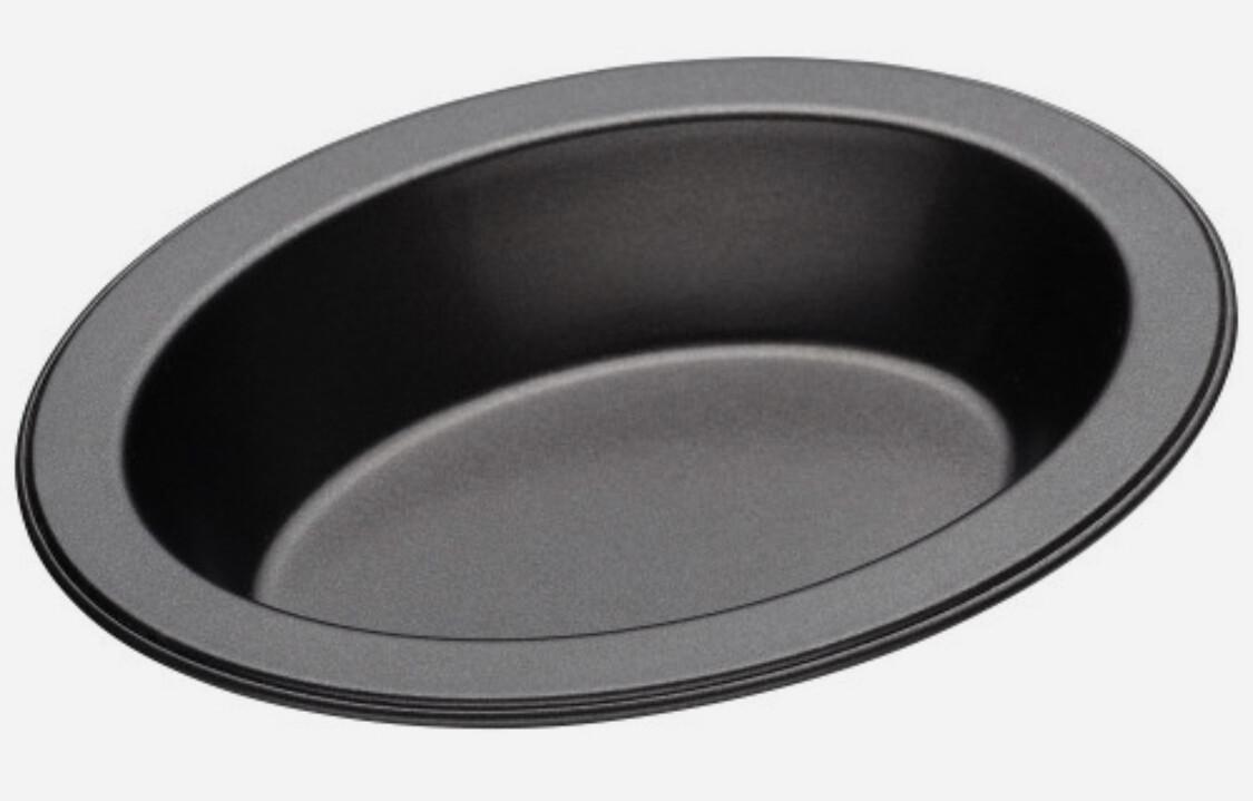 BAKEMASTER Individual Oval Pie Dish 13.5x10cm