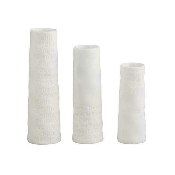 RADER-Design Stories porcelain Mini Vases Set of 3