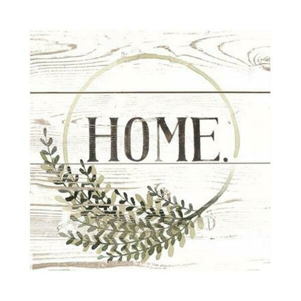 THIRSTYSTONE - Lets Stay Home Coaster Collection - 'Home'