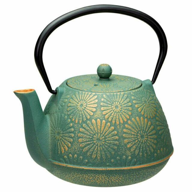 AVANTI - Daisy Cast Iron Teapot 1.2L