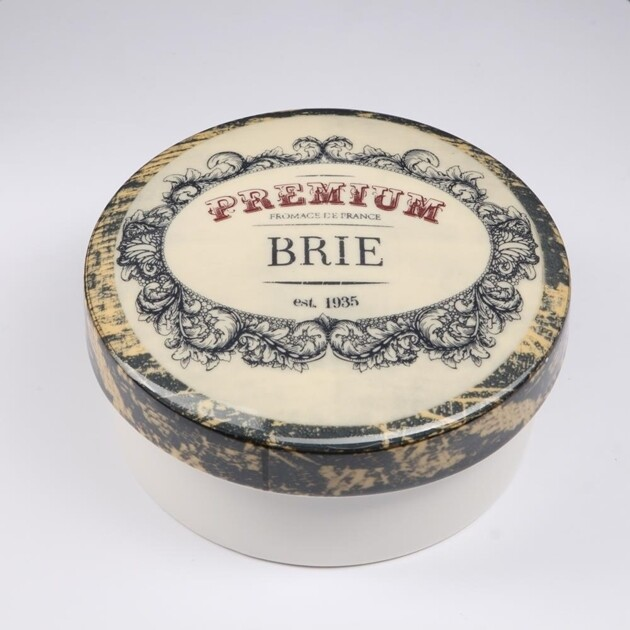 HERITAGE - STOKE ON TRENT- Stoneware Gourmet  Cheese Baker -BRIE/CAMEMBERT/AU LAIT