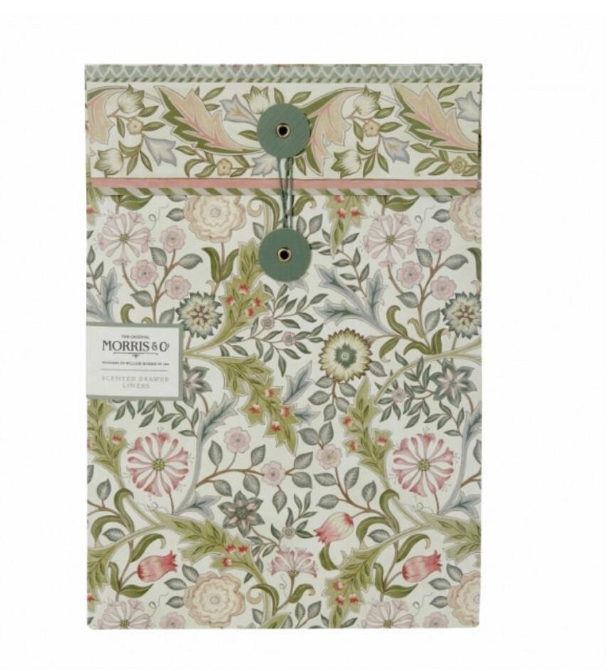 MORRIS&Co - Jasmine & Green Tea Scented Drawer Liners-50CM(L)/33.5cm(W)