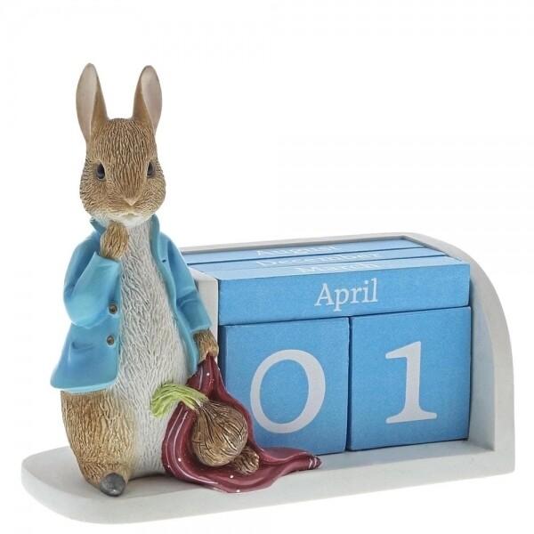 BEATRIX POTTER - Peter Rabbit Perpetual Calender