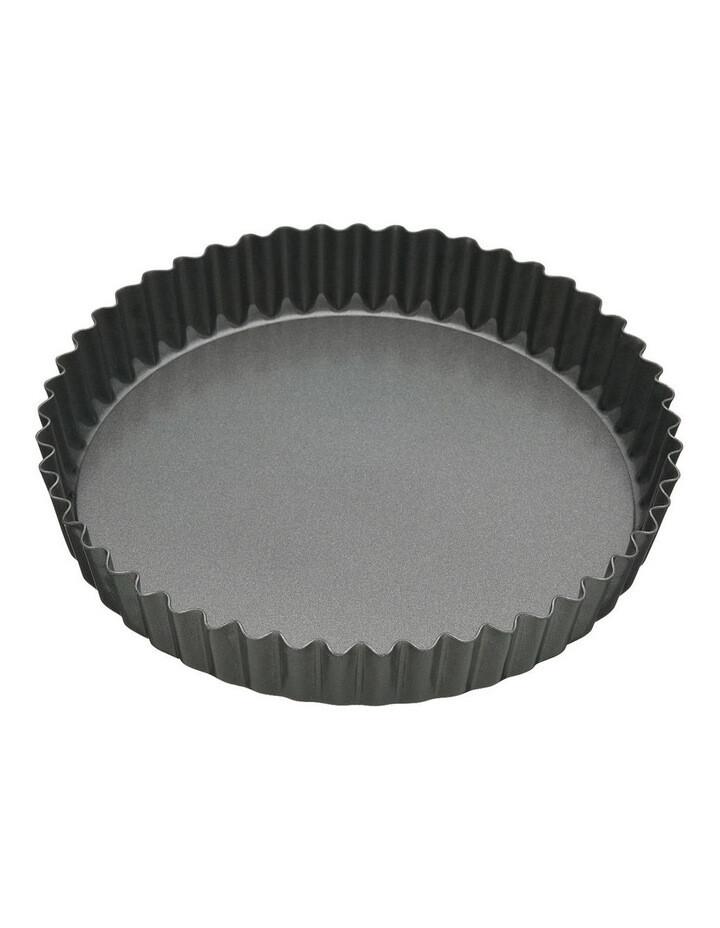 BAKEMASTER- Loose Base Round Flan Tin/Quiche Pan 23cm