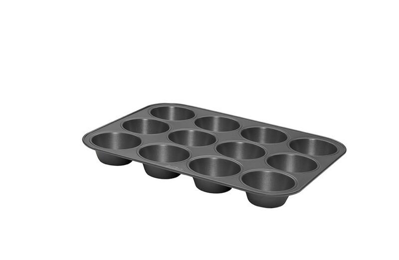PYREX PLATINUM - 12 Cup  Muffin Pan Pan: 35.6 x 27.1 x 3.4cm
