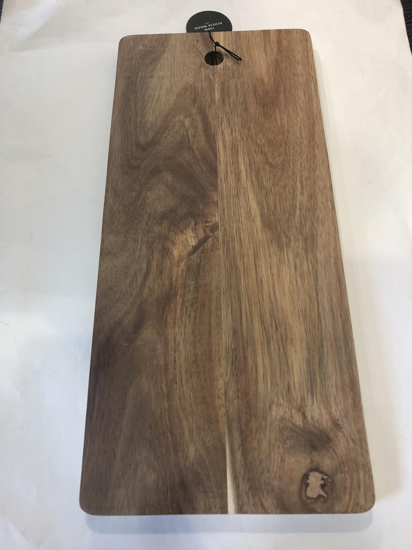 CASA REGALO- Handcrafted Acacia Serving Board 45 x 20cm