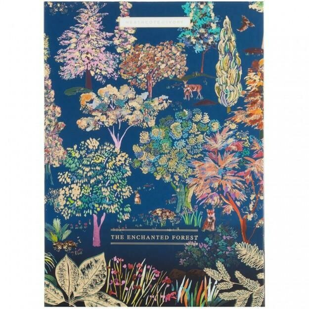 HEATHCOTE&IVORY-Enchanted Forest Drawer Liners