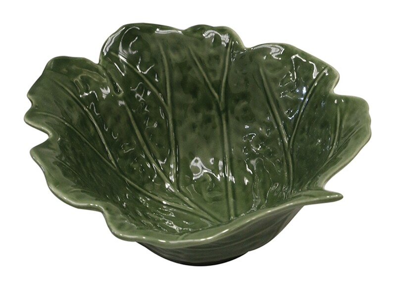 CC INTERIORS-Vine Leaf Bowl