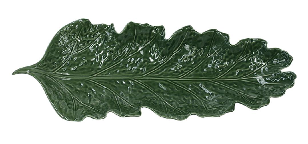 CC INTERIORS- Vine Leaf Platter