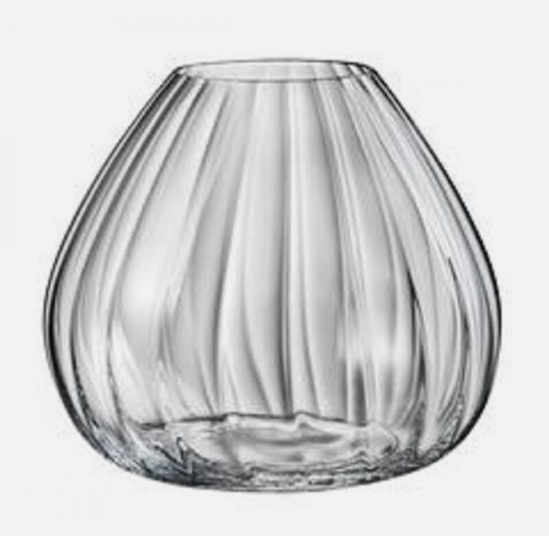 BOHEMIA WATERFALL - Bowl or Vase 48.5cm / 185mm