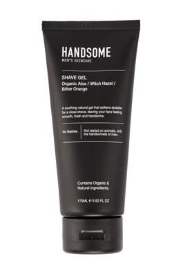 HANDSOME ORGANIC SKINCARE- Shave Gel