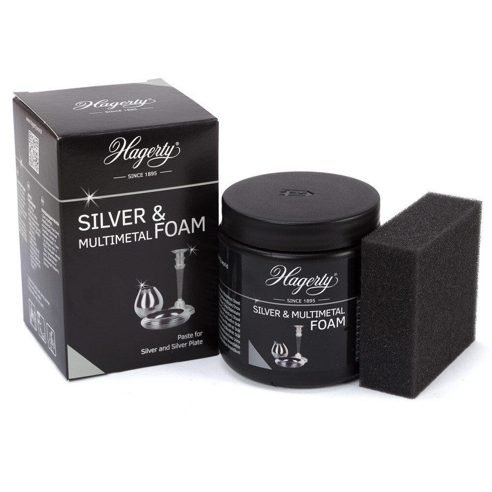 HAGERTY - Silver &  Multimetal Foam
