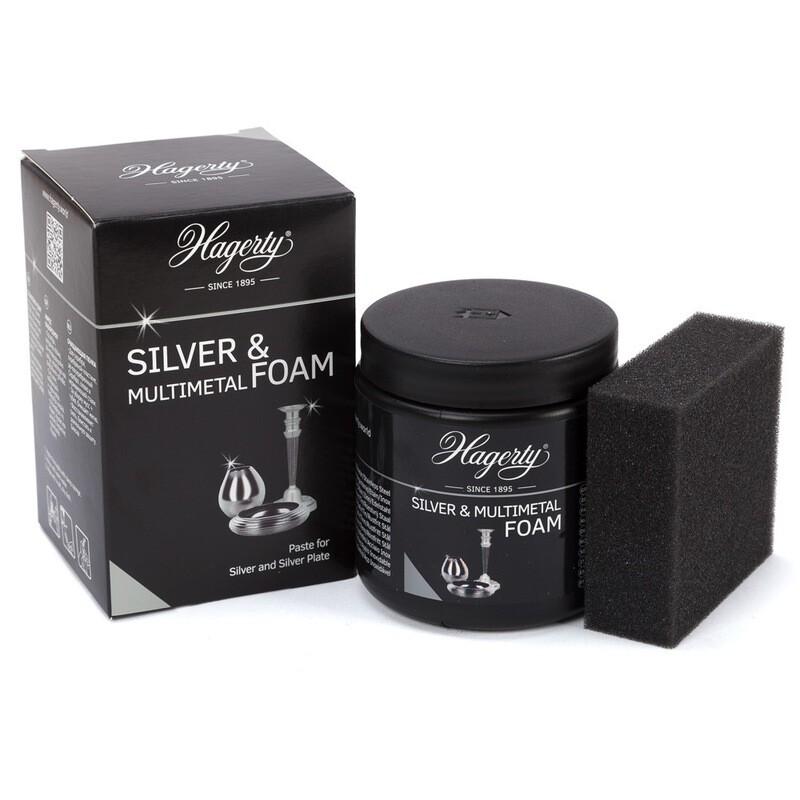 HAGERTY - Silver &  Multimetal Foam
