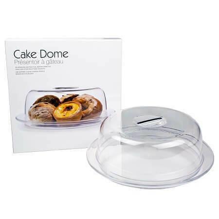 PIZZAZZ - Acrylic Cake Dome 35cm