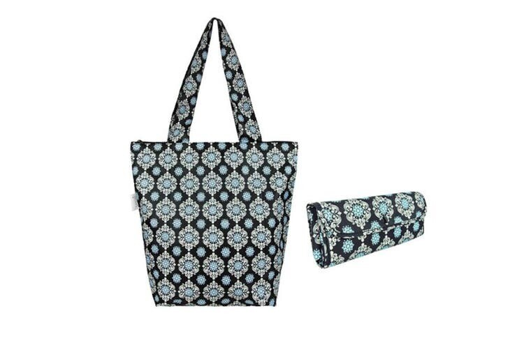 SACHI - Insulated Folding Market Tote Bag