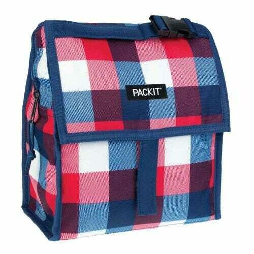 PACKIT - Freezable Lunch Bag - Buffalo Check