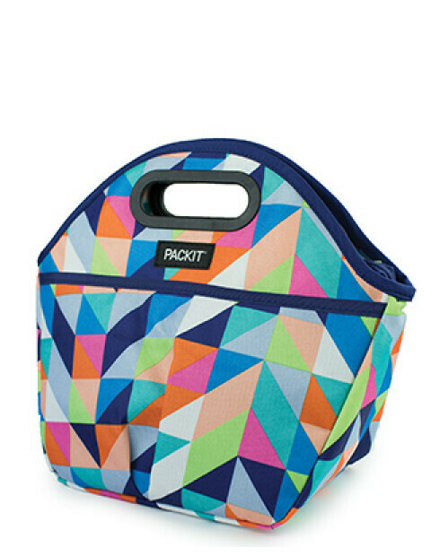 PACKIT - Freezable Traveller Lunch Bag - Paradise Breeze