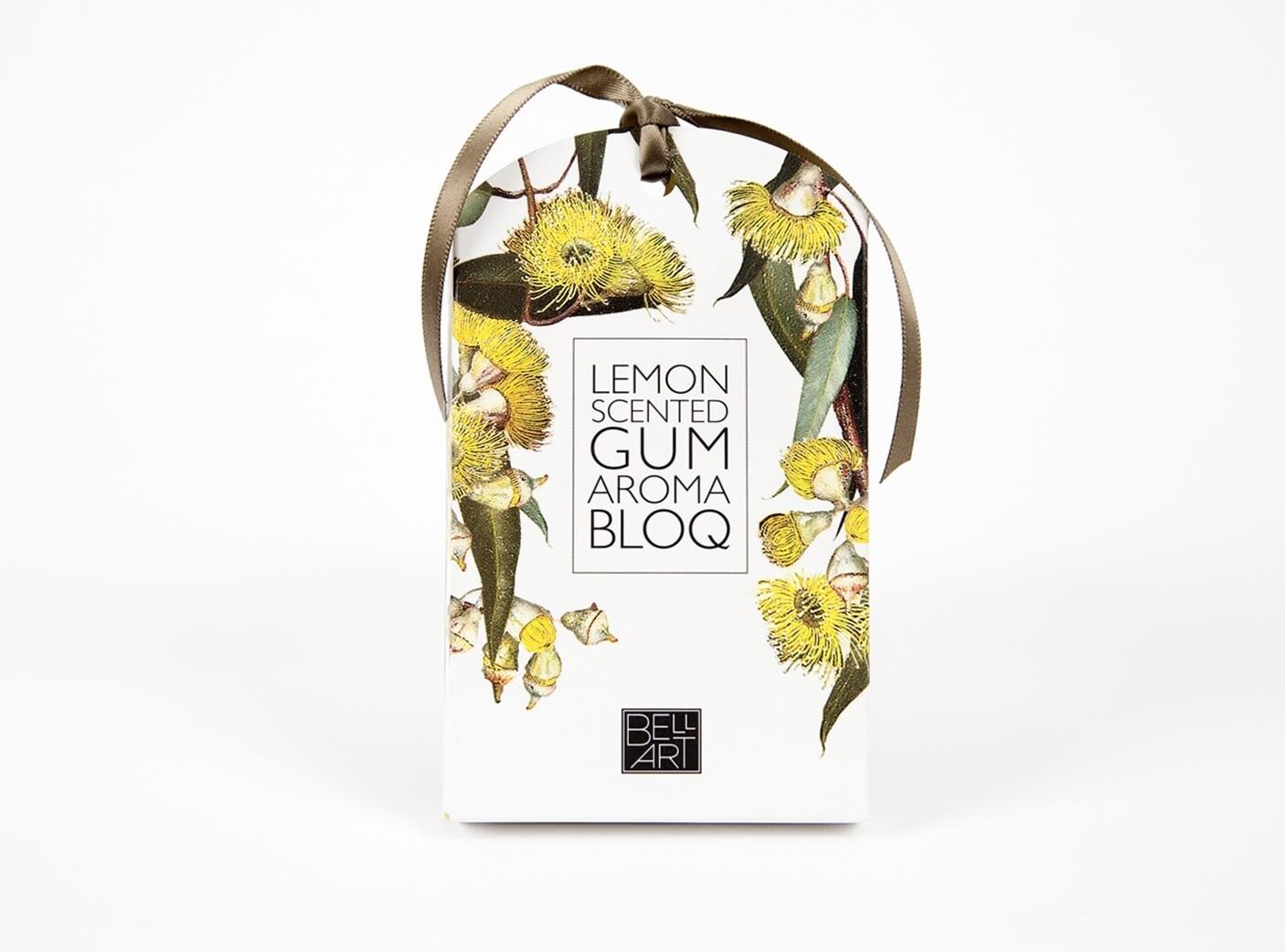 BELL ART - Aroma Bloq - Lemon Scented GUM