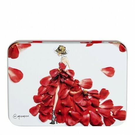 HEATHCOTE&IVORY - #SomeFlowerGirls Girl Reddy Me & Mini Hand Cream Tin Gift Box