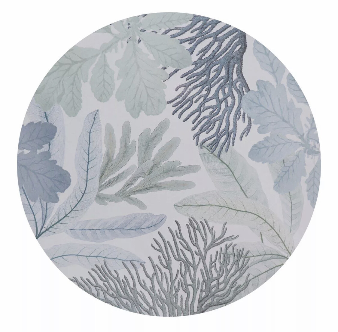 MADRAS LINK Portsea Round Placemat Set of 4