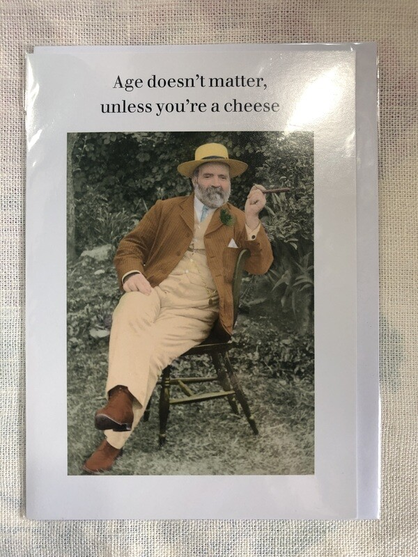 PHOTOCAPTIONS - Age doesn't matter