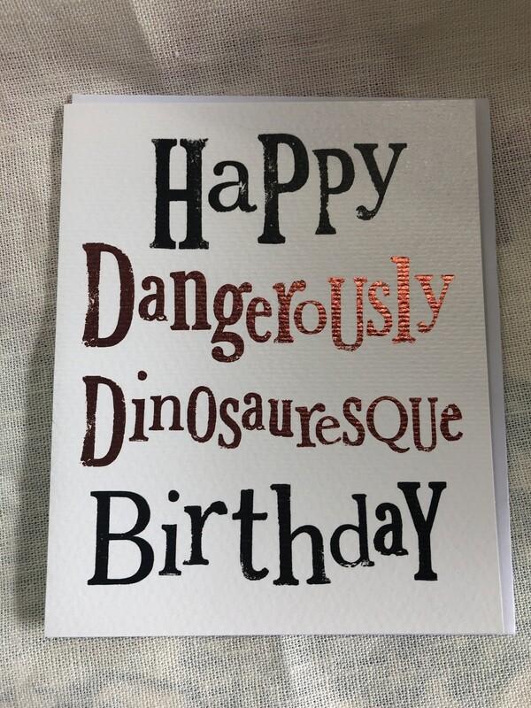BRIGHT SOUL LTD -  Dangerously Dinosauresque