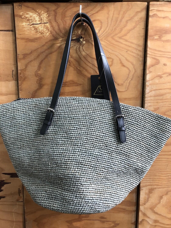 LE PANIER -  Marbella Bag-slate