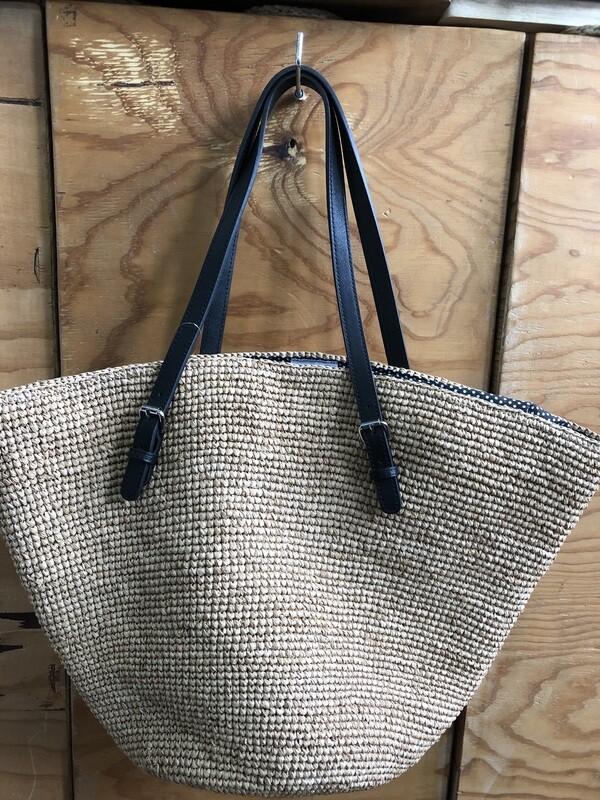 LE PANIER -  Marbella Bag - natural