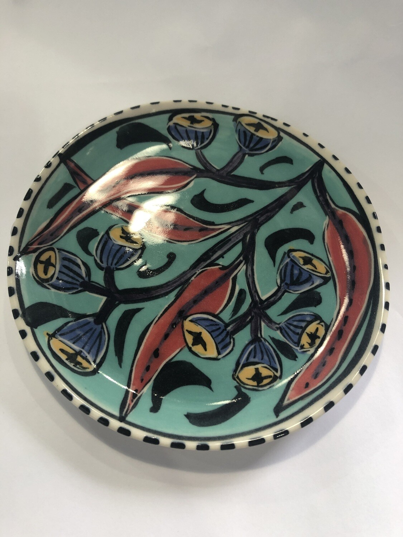 Mary-Lou Pittar  Small Plate 15.5cm