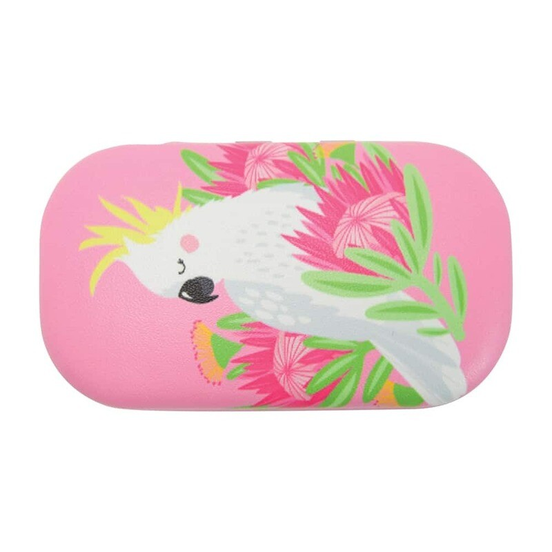 ANNABEL TRENDS - Safe Keeper Gift Boxed – Cockatoo