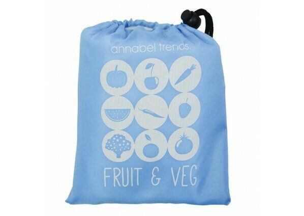 ANNABEL TRENDS - Fruit & Veg Bag Assorted Colours
