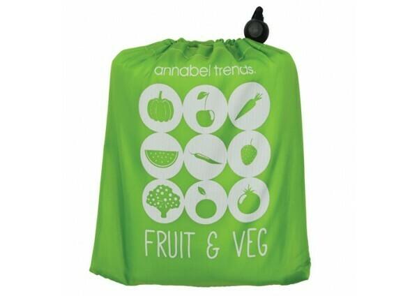 ANNABEL TRENDS - Fruit & Veg Bag Assorted Colours