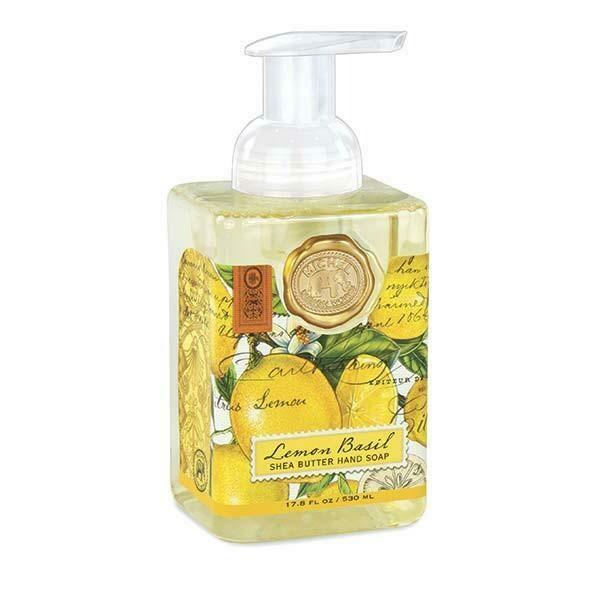 MICHEL DESIGN WORKS - Lemon Basil Foaming Hand Soap 530ml
