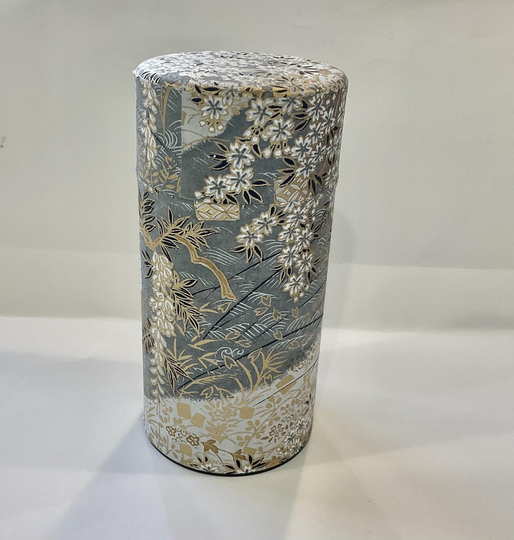 CONCEPT JAPAN - Decor. Tea Container  15cm x 6.5cm