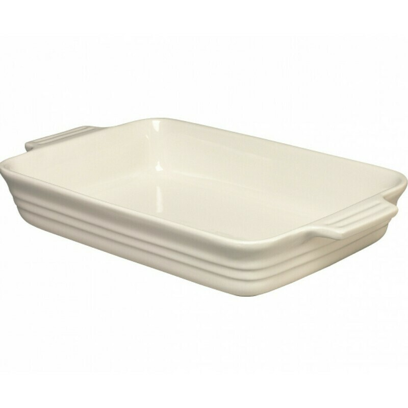 CHASSEUR - 32x24x6cm La Cuisson Large Rectangular Baking Dish