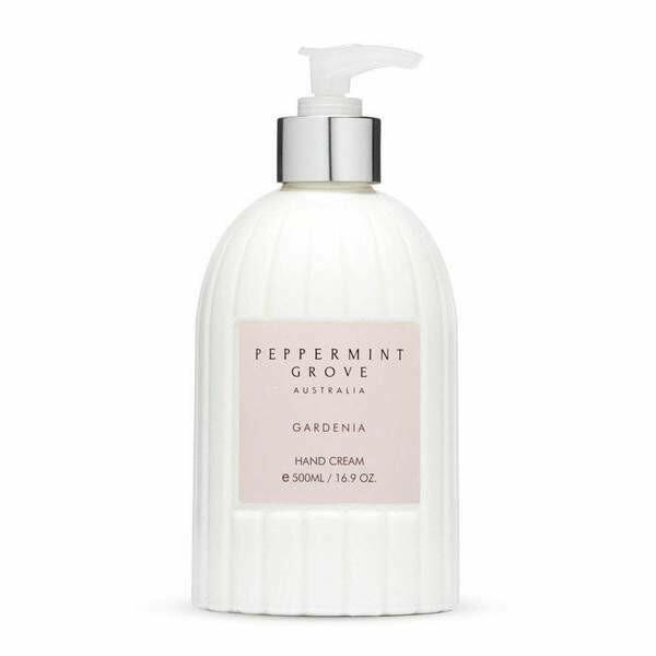 PEPPERMINTGROVE - Gardenia Hand and Body Cream 500ml