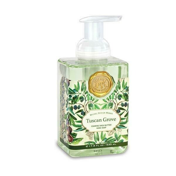MICHEL DESIGN WORKS - TUSCAN GROVE Foaming Hand Soap 530ml