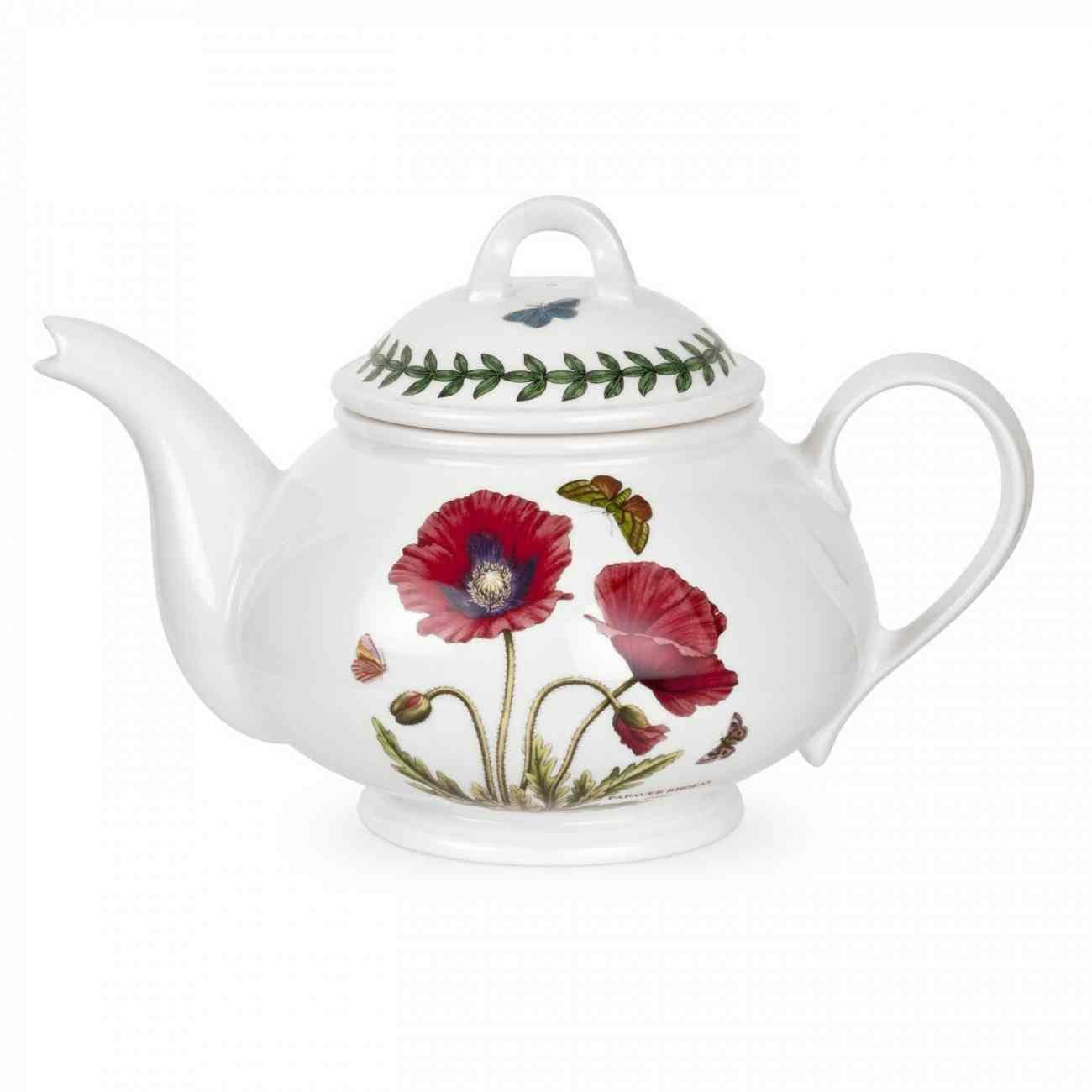 PORTMEIRION - Botanic Garden Poppy Teapot