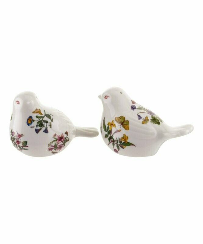 PORTMEIRION -  Botanic Garden Salt & Pepper Shakers