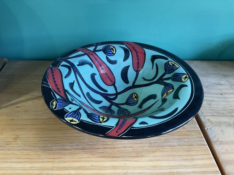 Mary-Lou Pittard- Pasta Bowl  23 x 7cm