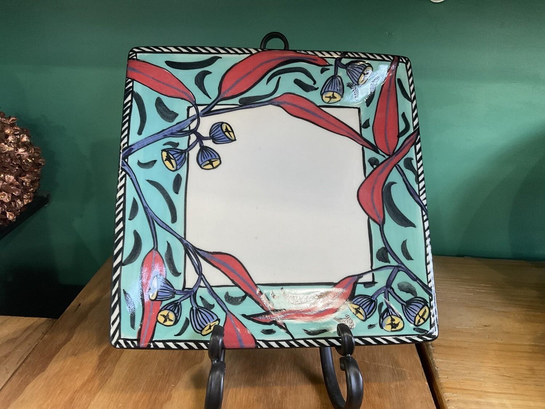 Mary-Lou Pittard- Square Tray 25.8 x 25.8cm