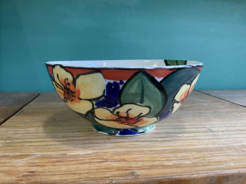 Mary-Lou Pittar Soup Bowl Design17x7.5cm