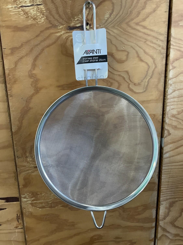 AVANTI-Mesh Strainer Stainless Steel - 25cm