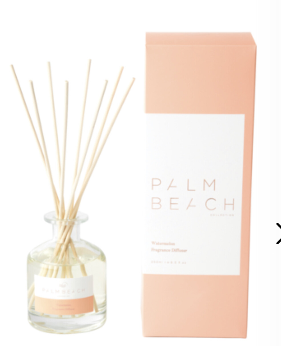 PALM BEACH - Watermelon  250ml Fragrance Diffuser