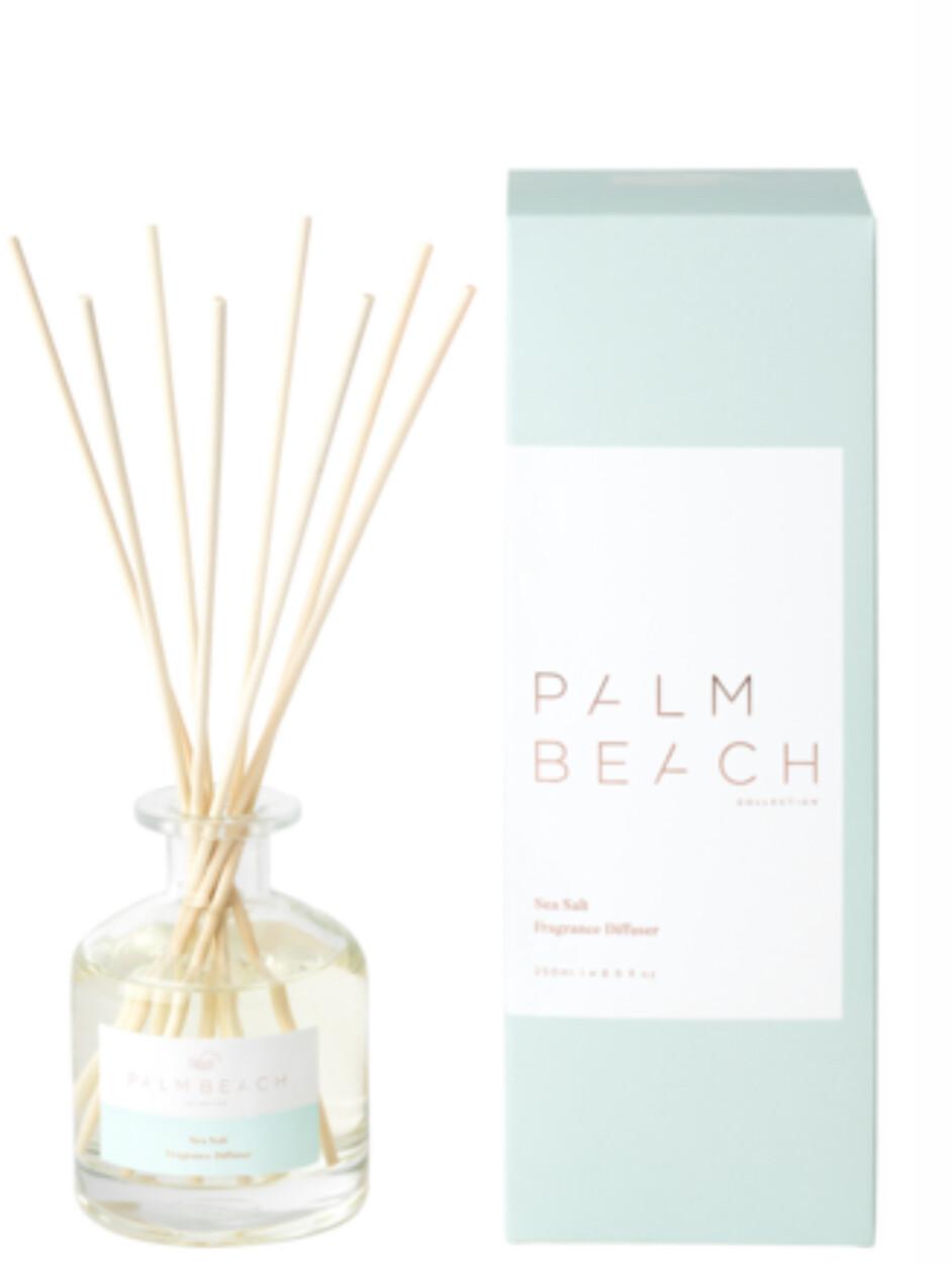PALM BEACH - Sea Salt  250ml Fragrance Diffuser