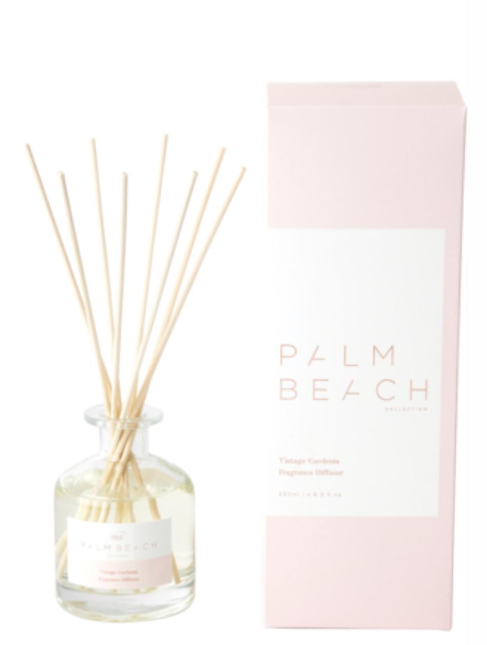 PALM BEACH - Vintage Gardenia  250ml Fragrance Diffuser