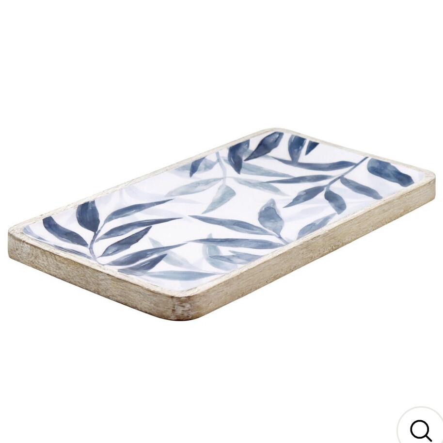 MADRAS LINK - Sorrento Whitewash Platter - Rectangle