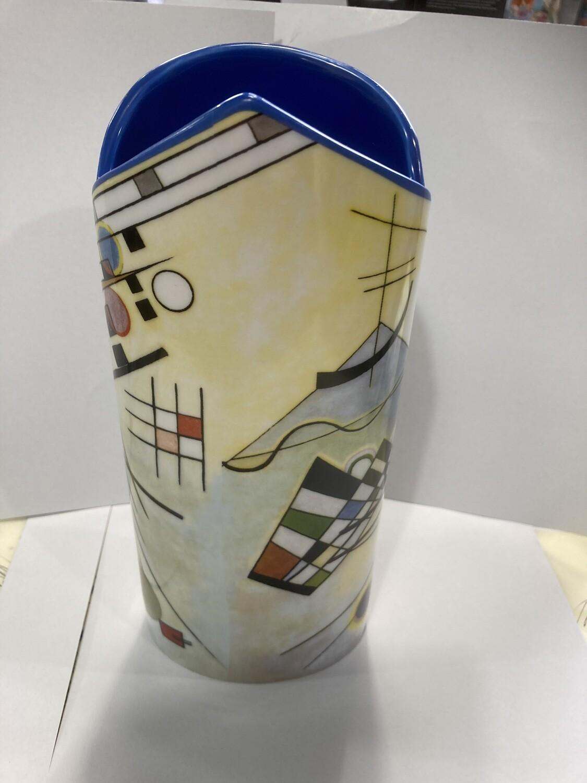 SILHOUETTE D'ART - Vase by Kandinsky