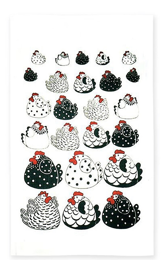 RODRIGUEZ - Red Tractor Designs - Yvonne Sutherland - Happy Hens