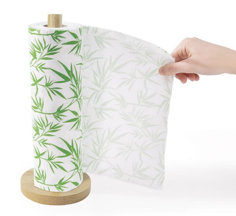 ISGIFT Reusable Bamboo Towels